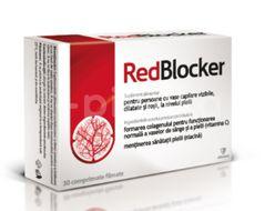 RedBlocker, 30 comprimate filmate, Aflofarm