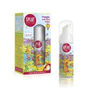 Spuma pentru ingiena dentara a copiilor, Splat Junior Magic Calcium, 50 ml