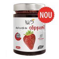 Dulceață de căpșuni fără zahăr. 360 gr, Dacia Plant