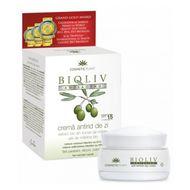 Cremă antirid de zi SPF 15 Bioliv Antiaging, Cosmetic Plant, 50 ml