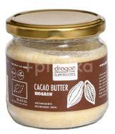Unt de cacao raw bio, Dragon Superfoods, 100g