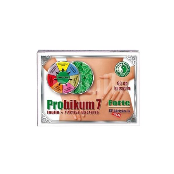 Probikum 7 Forte, Dr. Chen Patika, 60 cps