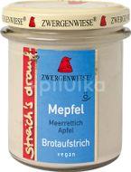 Crema bio tartinabila vegetala Mepfel cu hrean si mar Zwergenwiese