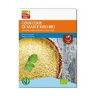 ECO Cous cous din porumb și orez (cutie) 500g