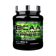 BCAA+Glutamine Xpress cu aroma de citrus mix, Scitec Nutrition, 600 g