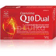 Coenzima Q10 Dual 60 mg, GOOD DAYS THERAPY, 30cps