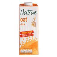 Lapte vegetal din Ovaz, Natrue, 1L