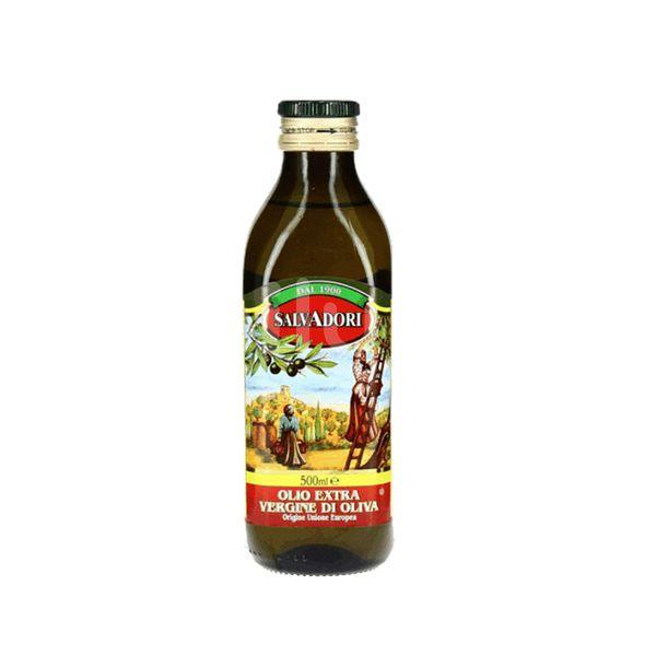Ulei de masline extra virgin, Salvadori, 500 ml