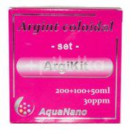 Set Argint Coloidal ARGIKIT, (forte 100 ml+Argipuff 100 ml+BB-puff 50 ml)