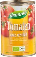 Tomate bio in doza , Dennree