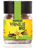 Pudra de vanilie bio, Bio-Synergie, 7.5g