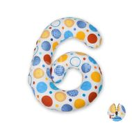BabyNeeds - Perna multifunctionala Enjoy, Bulinute colorate
