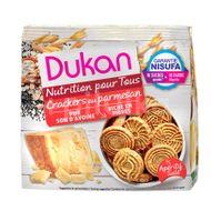 Crackers cu parmesan 100g - Dieta Dukan