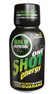 Băutură energizantă One Shot Energy 60 ml, 20 flacoane