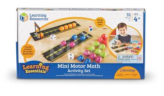 Joc matematic - Raliul numerelor , Learning Resources