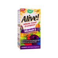 Alive Women's Ultra, Secom, 30 tb
