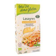 Lasagna din linte galbena - fara gluten 250g