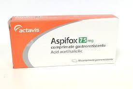 Aspifox 75 mg, Actavis, 30cpr