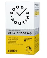 Daily-C 1000 mg, Good Routine, 30 cps