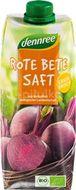 Suc de sfecla rosie bio VEGAN , Dennree, 500 ml