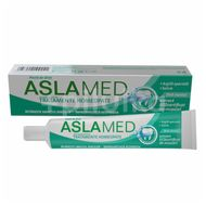 Pasta de dinti recomandata în tratamente homeopate AslaMed, 75 ml, Farmec