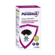 ParasiteS Șampon împotriva păduchilor, Vitalia, 150 ml