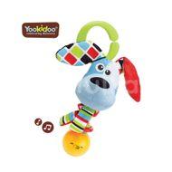 Jucărie Cățel muzical cu activități, 0 luni+, Yookidoo