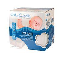 Protectie impermeabila antitranspiratie 3D pentru saltea 70x140 cm, AirCuddle TOP SAFE TS-140