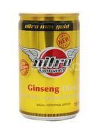 Energizant cu Ginseng Nitromax Gold, 150 ml
