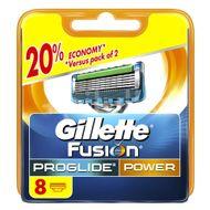 Rezervă Aparat De Ras Proglide Power, Gillette Fusion, 8 buc
