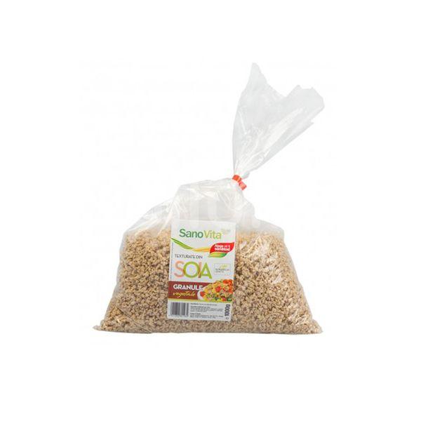 Granule vegetale de Soia, Sanovita, 1 kg
