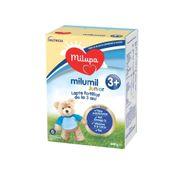 Lapte formula de continuare Milupa Milumil 3+, 600 g, de la 3 ani