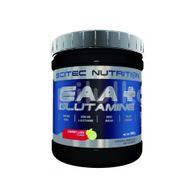 EAA+Glutamine cu aroma de cherry-lime, Scitec Nutrition, 300 g