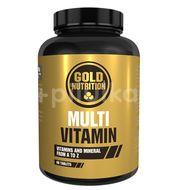 Gold Nutrition Multivitamine, 60 capsule