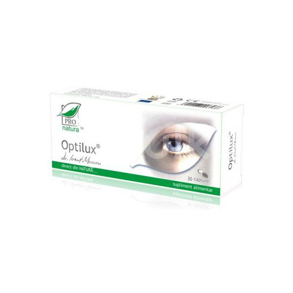 Optilux, Pro Natura, 30 cps