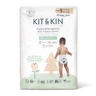 Scutece Chilotel Hipoalergenice Eco Kit&Kin Junior, Marimea 5, 12-17 kg, 20 buc