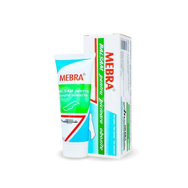 Balsam pentru picioare obosite, Mebra, 75 ml