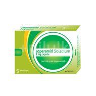 Loperamid 2 mg, Solacium, 10 cpr