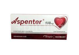 Aspenter 100 mg, 28 comprimate