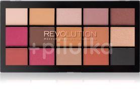 Paletă farduri de pleoape Reloaded Iconic Vitality, Revolution, 15 x 1.1 g