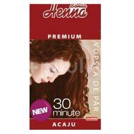 Vopsea de păr Henna Sonia Premium, Acaju, Kian Cosmetics, 60 g
