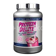 Protein Delite - strawberry white chocolate, Scitec Nutrition, 1000 g