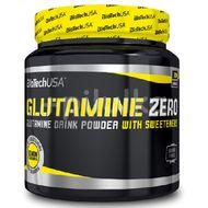 Glutamina Zero Lemon, Biotech USA, 300g