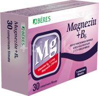Magneziu + B6, Beres, 30cpr