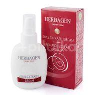 Cremă cu extract de melc, Herbagen, 100 ml
