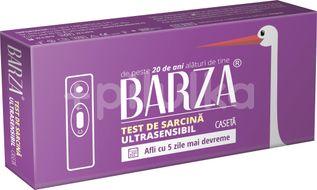 Test sarcină Ultrasensibil casetă Barza, 1 buc