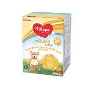 Lapte praf de creștere Milumil Junior 1+, 1.200 g