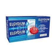 Pasta de dinti antiplaca, PFOC Elgydium, 100 ml 1+70% reducere