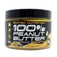100% Peanut Butter, Scitec Nutrition, 500 g