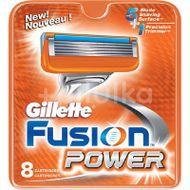 Rezerve Aparat De Ras Power, Gillette Fusion, 8 buc